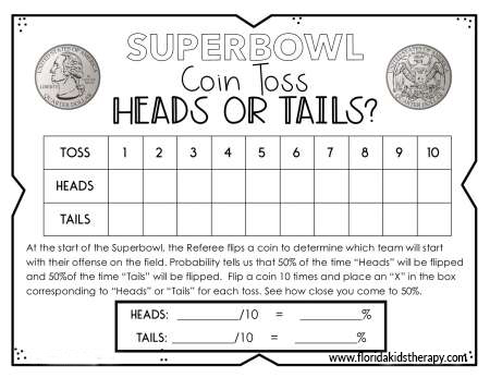 Flip a Coin: Heads or Tails